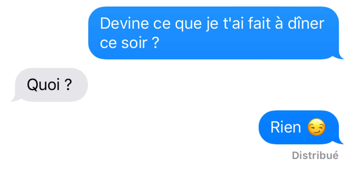 Cochon pour son homme sms SMS Coquin